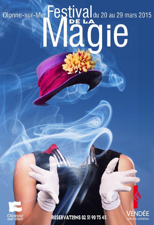 Affiche magie 20 février
